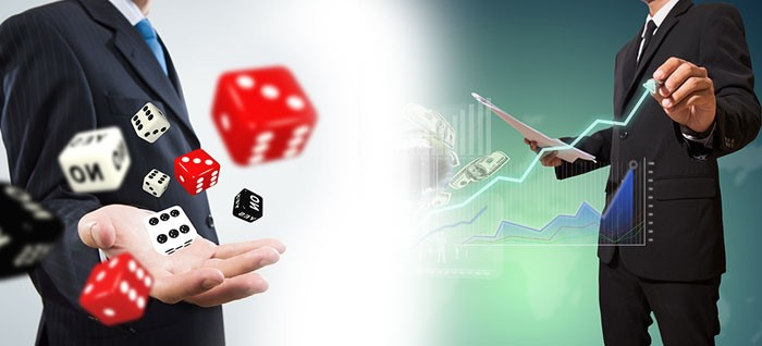 is binary options gambling