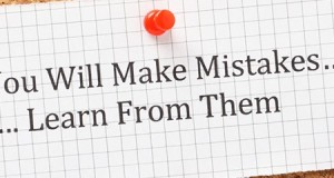 traders mistakes